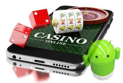 Онлайн казино Андройд